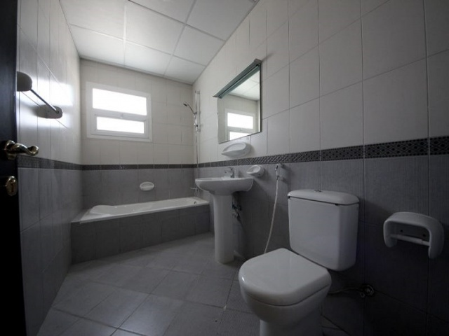 Alfa Residence, JVC - Bathroom